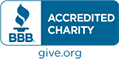 accridiated charity